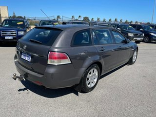2009 Holden Commodore VE MY09.5 Omega Grey 4 Speed Automatic Sportswagon
