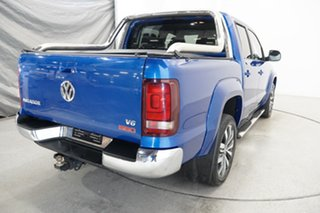 2019 Volkswagen Amarok 2H MY19 TDI580 4MOTION Perm Ultimate Blue 8 Speed Automatic Utility