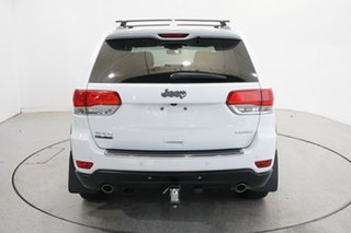 2017 Jeep Grand Cherokee WK MY17 Laredo Bright White 8 Speed Sports Automatic Wagon