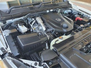 2020 Nissan Navara D23 S4 MY20 SL White 6 Speed Manual Utility