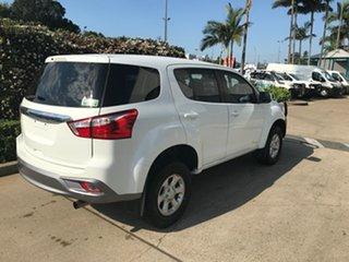 2018 Isuzu MU-X MY17 LS-M Rev-Tronic White 6 speed Automatic Wagon