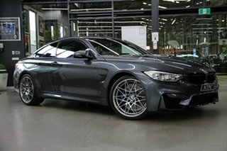 2016 BMW M4 F82 Competition M-DCT Grey 7 Speed Sports Automatic Dual Clutch Coupe.