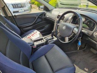 2004 Holden Commodore VZ SV6 Blue 5 Speed Sports Automatic Sedan
