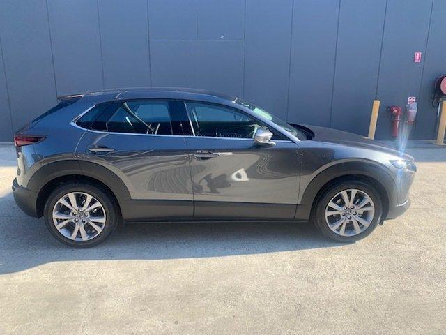 New Mazda CX-30 DM2W7A G20 SKYACTIV-Drive Touring Alexandria, 2021 Mazda CX-30 DM2W7A G20 SKYACTIV-Drive Touring Machine Grey 6 Speed Sports Automatic Wagon