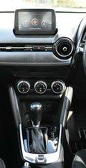 2017 Mazda 2 DJ2HAA Genki SKYACTIV-Drive Red 6 Speed Sports Automatic Hatchback