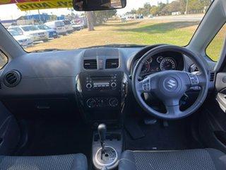 2013 Suzuki SX4 GYA MY13 Crossover White 6 Speed Constant Variable Hatchback