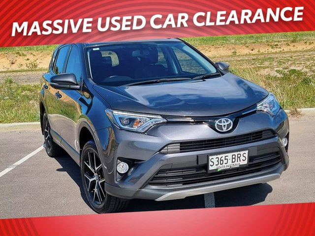 Used Toyota RAV4 ZSA42R GXL 2WD Victor Harbor, 2017 Toyota RAV4 ZSA42R GXL 2WD Grey 7 Speed Constant Variable Wagon