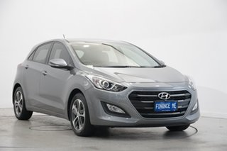 2016 Hyundai i30 GD4 Series II MY17 Active X Sparkling Metal 6 Speed Sports Automatic Hatchback