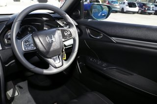 2019 Honda Civic 10th Gen MY18 VTi Blue 1 Speed Constant Variable Hatchback