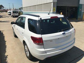2015 Ford Territory SZ MkII TX Seq Sport Shift AWD White 6 speed Automatic Wagon