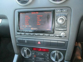 2013 Audi A3 8V Ambition Sportback S Tronic Black 7 Speed Sports Automatic Dual Clutch Hatchback