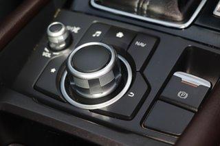 2017 Mazda 3 BN5438 SP25 SKYACTIV-Drive Astina Snowflake White 6 Speed Sports Automatic Hatchback