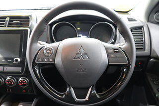 2021 Mitsubishi ASX XD MY21 MR (2WD) Blue Continuous Variable Wagon