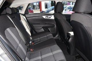 2021 Kia Cerato Steel Grey Hatchback