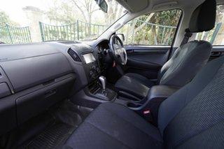 2018 Isuzu D-MAX MY18 SX Crew Cab 4x2 High Ride White 6 Speed Sports Automatic Utility