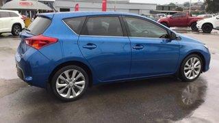 2013 Toyota Corolla ZRE182R Levin ZR Blue 6 Speed Manual Hatchback.