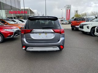 2021 Mitsubishi Outlander ZL MY21 Exceed AWD U17 6 Speed Constant Variable Wagon