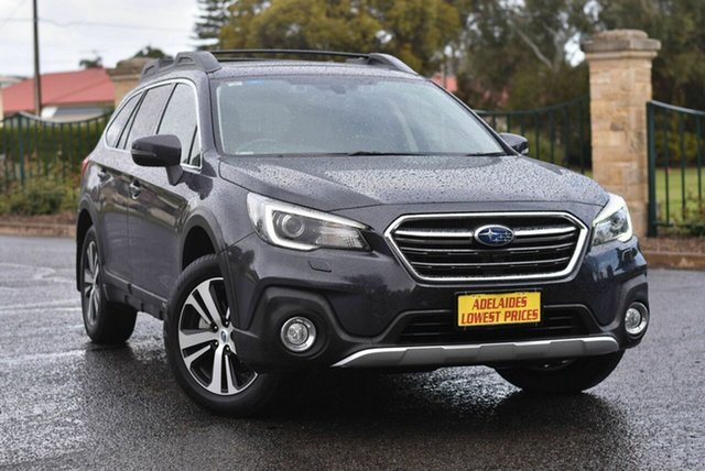 Used Subaru Outback B6A MY18 2.5i CVT AWD Premium Enfield, 2018 Subaru Outback B6A MY18 2.5i CVT AWD Premium Grey 7 Speed Constant Variable Wagon