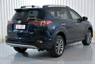 2018 Toyota RAV4 ASA44R MY18 Cruiser (4x4) White 6 Speed Automatic Wagon