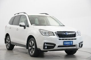 2016 Subaru Forester S4 MY16 2.5i-L CVT AWD Crystal White Pearl 6 Speed Constant Variable Wagon
