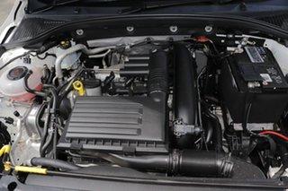2019 Skoda Octavia NE MY19 110TSI Sedan DSG Moon White 7 Speed Sports Automatic Dual Clutch Liftback.