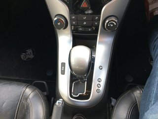 2011 Holden Cruze JH Series II MY11 CDX Gold 6 Speed Sports Automatic Sedan
