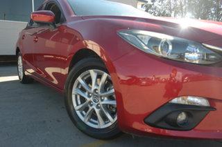 2015 Mazda 3 BM5478 Maxx SKYACTIV-Drive Soul Red 6 Speed Sports Automatic Hatchback