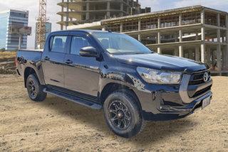 Toyota Hilux Attitude Black Automatic