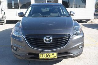2014 Mazda CX-9 TB10A5 Classic Activematic Grey 6 Speed Sports Automatic Wagon.