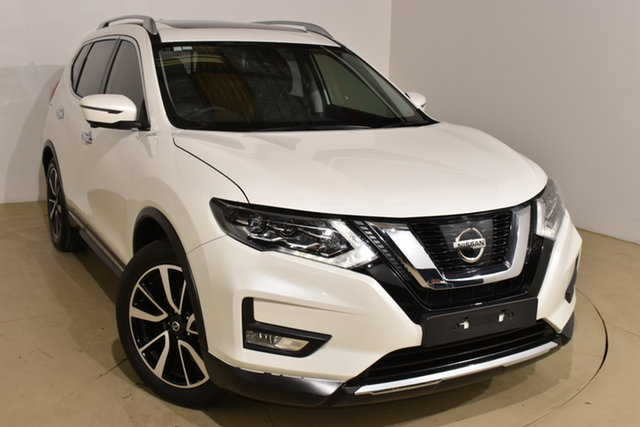 Used Nissan X-Trail T32 Series II Ti X-tronic 4WD Nailsworth, 2018 Nissan X-Trail T32 Series II Ti X-tronic 4WD White 7 Speed Constant Variable Wagon
