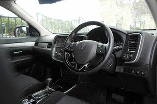 2018 Mitsubishi Outlander ZL MY19 LS AWD White 6 Speed Sports Automatic Wagon