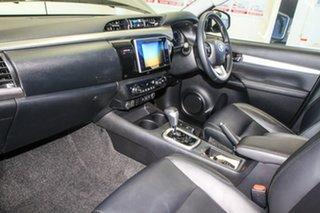 2019 Toyota Hilux GUN126R SR5 Double Cab Eclipse Black 6 Speed Sports Automatic Utility