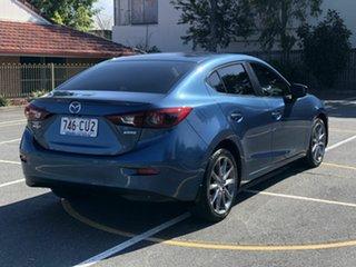 2018 Mazda 3 BN5238 SP25 SKYACTIV-Drive Astina Blue 6 Speed Sports Automatic Sedan.