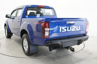 2019 Isuzu D-MAX MY19 LS-M Crew Cab Blue 6 Speed Manual Utility.