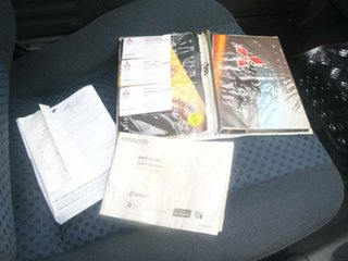 2003 Mitsubishi Lancer CE2 MY02.5 GLi Black 5 Speed Manual Coupe