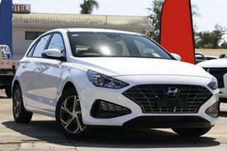 2021 Hyundai i30 PD.V4 MY22 Red 6 Speed Sports Automatic Hatchback.