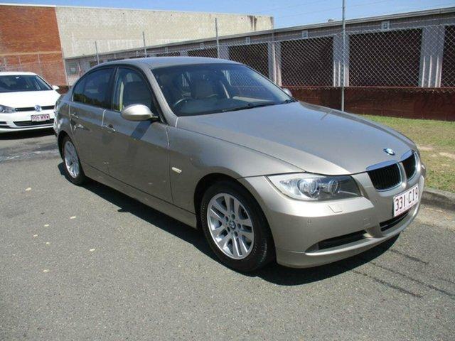 Used BMW 3 Series E90 MY08 320i Steptronic Executive Kippa-Ring, 2008 BMW 3 Series E90 MY08 320i Steptronic Executive Gold 6 Speed Sports Automatic Sedan