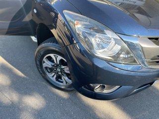 2016 Mazda BT-50 UR0YF1 XTR Freestyle Blue 6 Speed Sports Automatic Utility.
