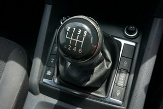 2014 Volkswagen Amarok 2H MY14 TDI400 4Mot Trendline Candy White 6 Speed Manual Utility