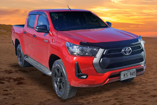 Toyota Hilux Standard Emotional Red Automatic