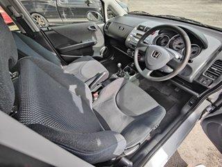 2004 Honda Jazz GD VTi Silver 5 Speed Manual Hatchback.