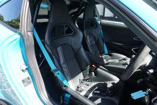 2018 Porsche 911 991 GT 3 Miami Blue 6 Speed Manual Coupe