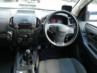 2016 Isuzu D-MAX MY15 SX Crew Cab Grey 5 Speed Manual Utility
