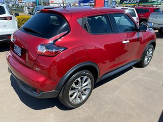 2015 Nissan Juke F15 Series 2 ST (FWD) Red Continuous Variable Wagon
