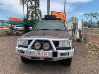1998 Toyota Landcruiser 100 GXL Maroon 5 Speed Manual Wagon.