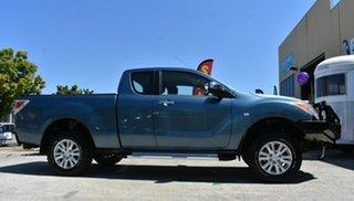 2013 Mazda BT-50 MY13 XTR (4x4) Blue 6 Speed Automatic Freestyle Utility