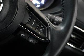 2019 Mazda CX-8 KG2W2A Sport SKYACTIV-Drive FWD Deep Crystal Blue 6 Speed Sports Automatic Wagon