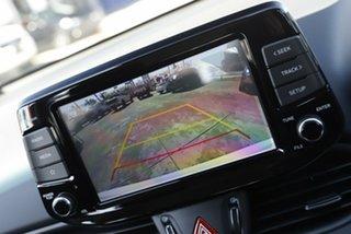 2021 Hyundai i30 PD.V4 MY22 Red 6 Speed Sports Automatic Hatchback