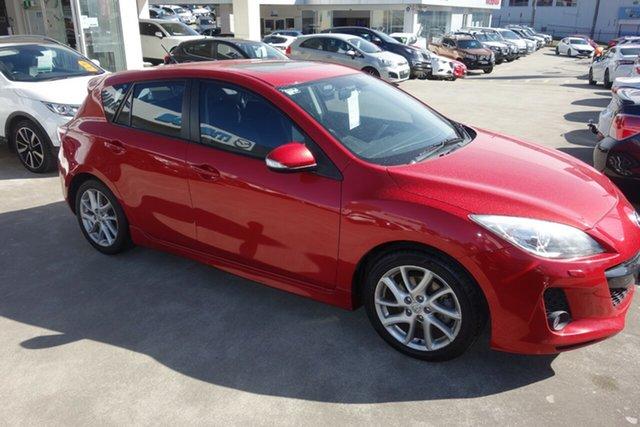 Used Mazda 3 BL10L1 SP25 Activematic East Maitland, 2010 Mazda 3 BL10L1 SP25 Activematic Red 5 Speed Sports Automatic Hatchback