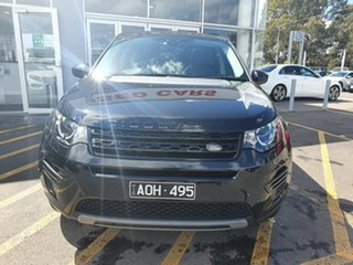 2017 Land Rover Discovery Sport L550 17MY SE Black 9 Speed Sports Automatic Wagon.